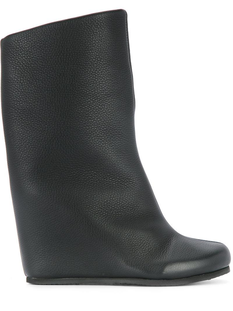 PETER NON Wedged boots KbU1DPEFo