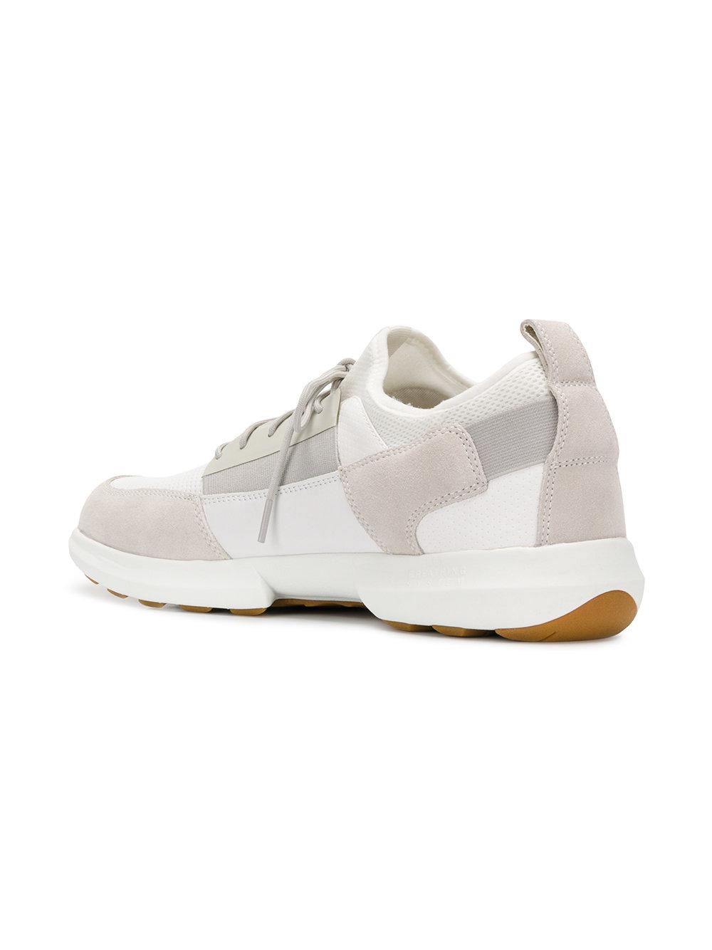 Geox Patchwork embellished sneakers 8H7JUwetTQ