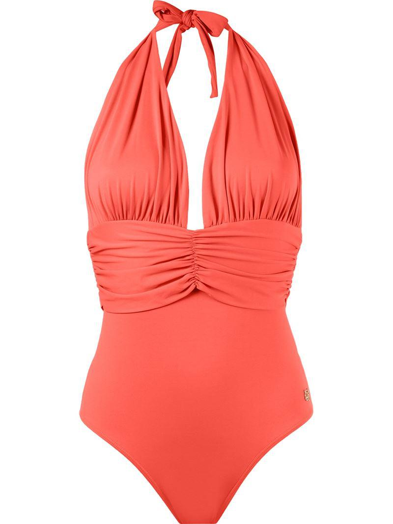 Factory Price Footlocker Finishline Cheap Online Brigitte deep neck swimsuit Choice Cheap Price Supply Discount Pay With Paypal zCXmkC