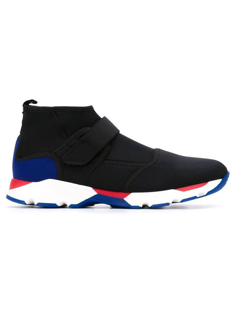 for Sneakers Marni Black in top Hi Men Lyst xYSqwzgfY