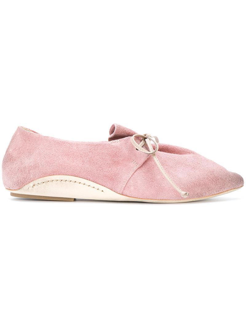 lace-up shoe - Pink & Purple Marsèll rB8hE