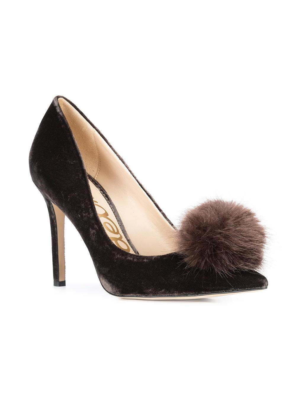 effd12be4975f8 Gallery. Previously sold at  Farfetch · Women s Pom Pom Shoes ...