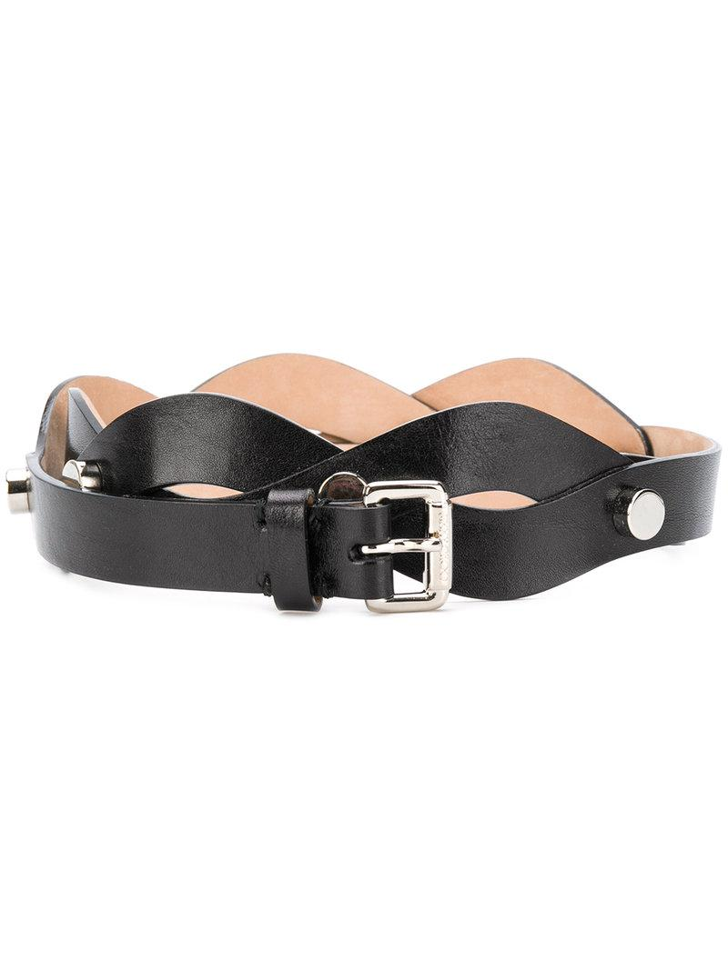 Beline waist belt - Metallic Jimmy Choo London VaziYb98jl