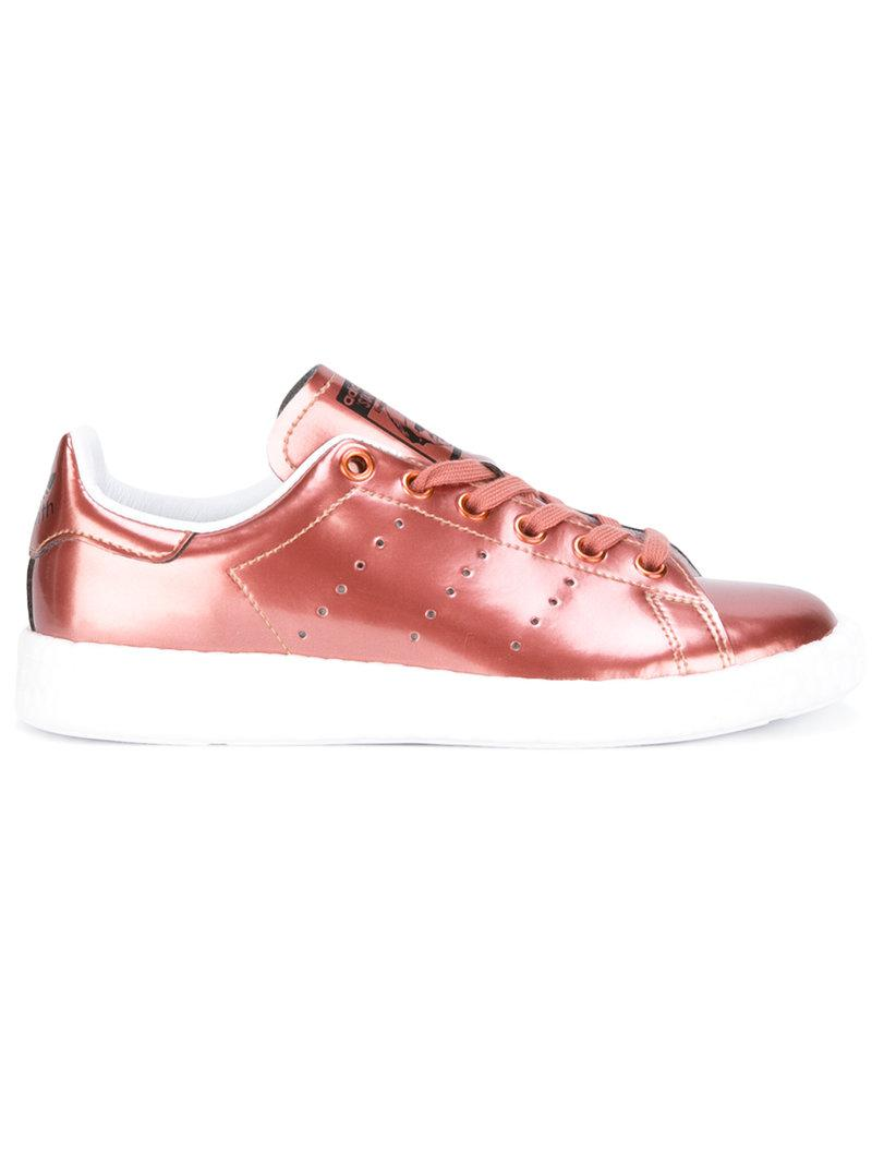 6834bd9e762 Gallery. Previously sold at  Farfetch · Women s Adidas Stan Smith Women s  Velcro Sneakers ...