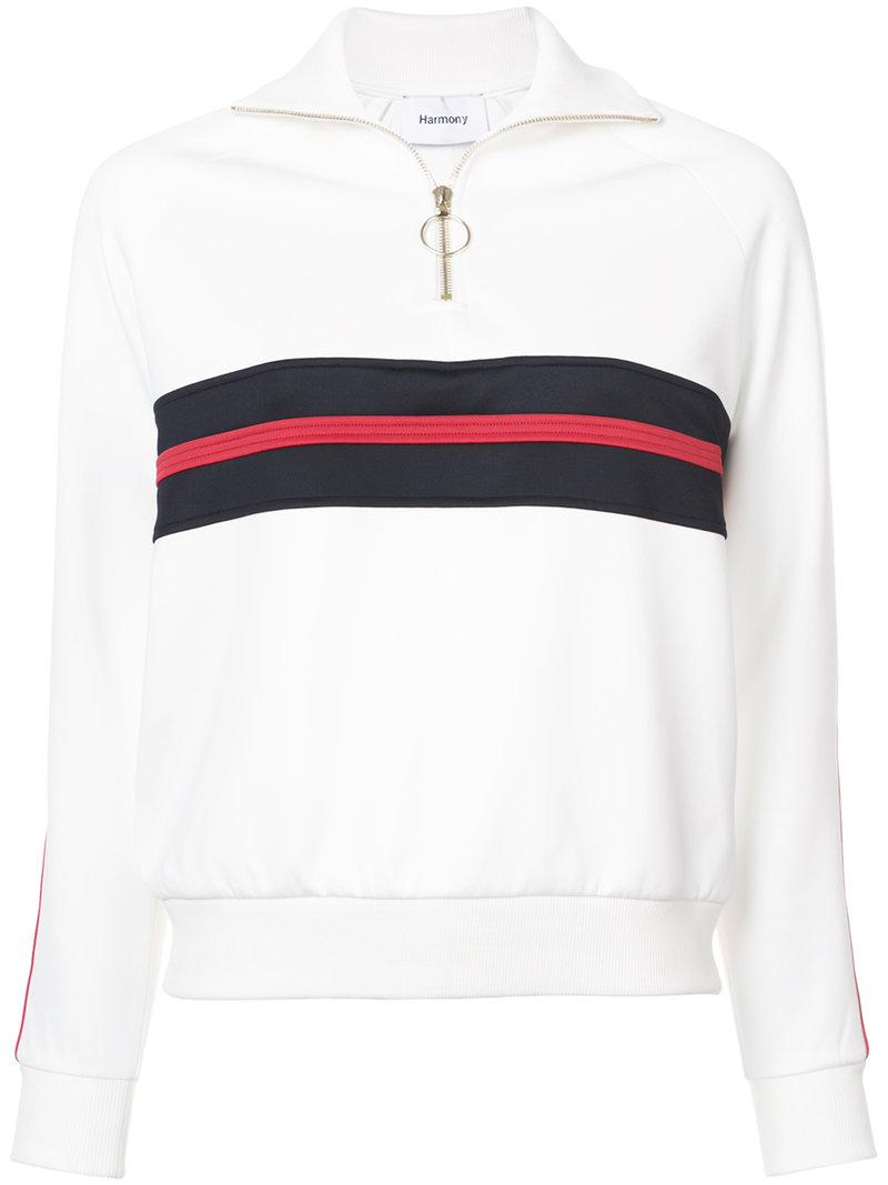 Harmony Paris Sidonie sweatshirt Clearance Collections Eastbay Cheap Online 5c2ISigyl