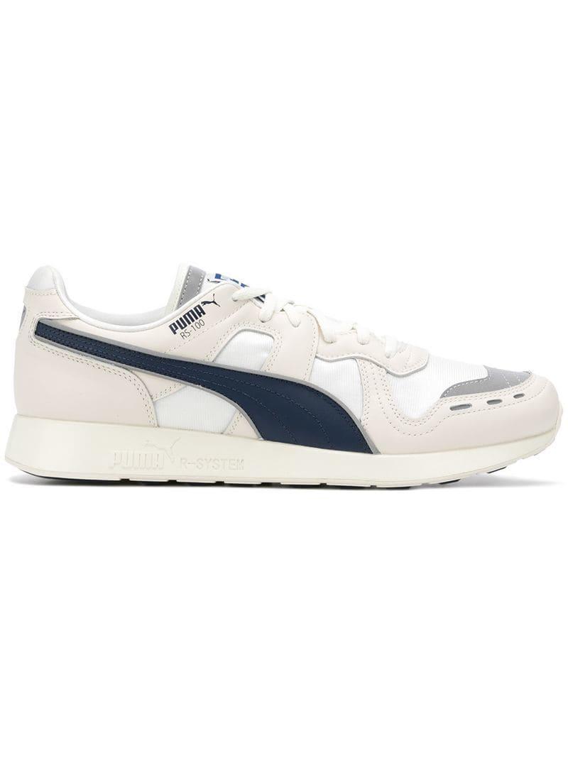 10588c03cecca2 Lyst - Puma Rs-100 Pc Sneakers in White for Men