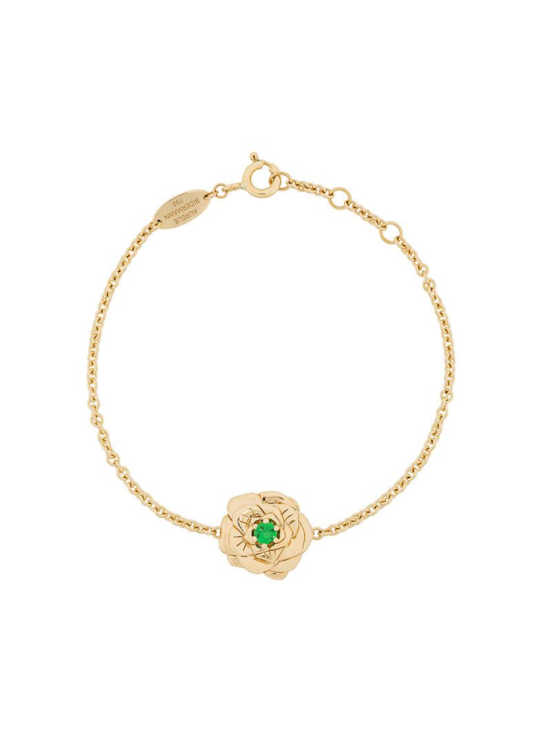 Aurélie Bidermann 18kt yellow gold Bouquet ring - Metallic BQL2Hi4Y5