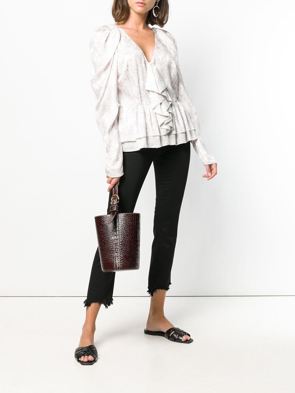 0c8e1e803df3 Lyst - J Brand Ruby Cigarette Jeans in Black