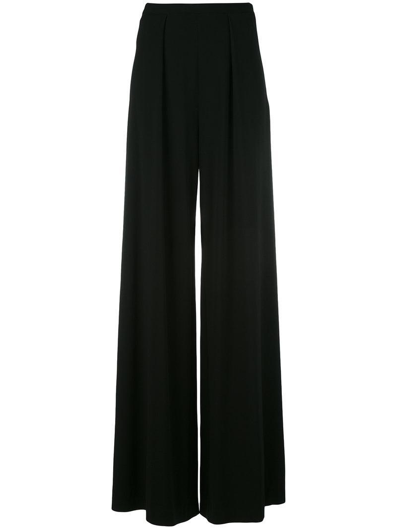 Nila trousers - Black Talbot Runhof tBqwV7xQ