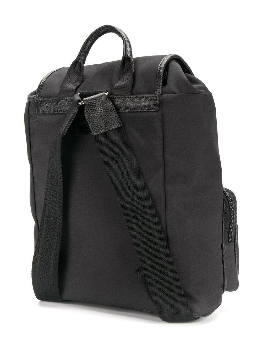 78d194cedd Lyst - Petit sac porté épaule Jet Montblanc pour homme en coloris Noir