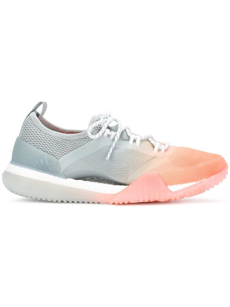 Adidas Par Stella Mccartney Pureboost X Tr 3.0 Chaussures De Sport - Multicolor 1rIhziUD