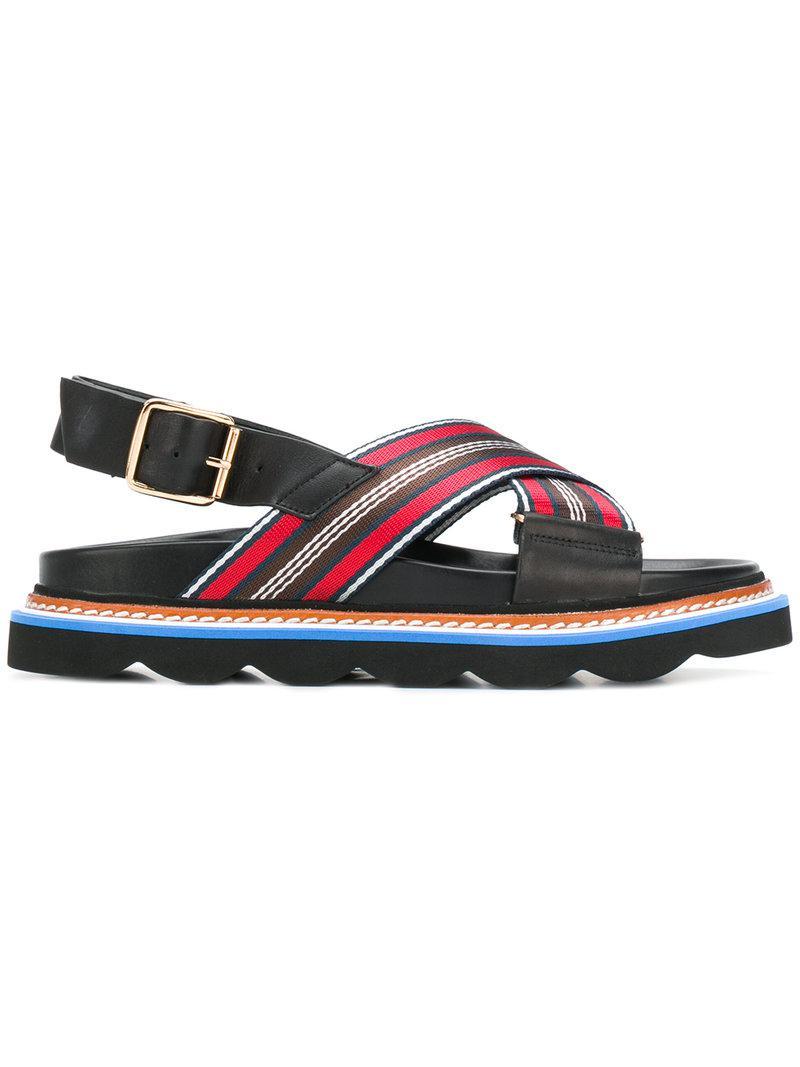 Essentiel Antwerp Paillotte sandals sale buy amazon sale online outlet factory outlet free shipping reliable cheap sale 2015 new gR27S