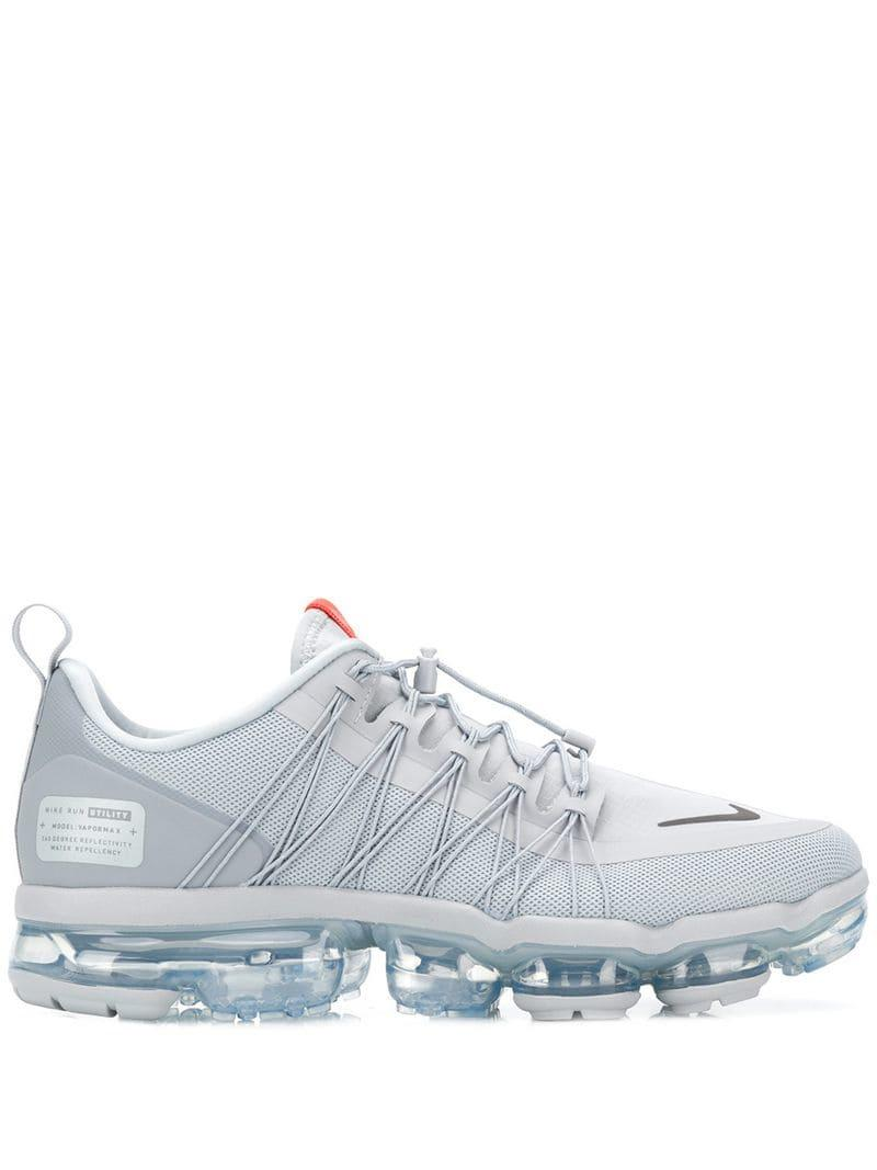separation shoes 4bf06 e15f0 Nike. Men s Gray Air Vapormax Run Utility Trainers