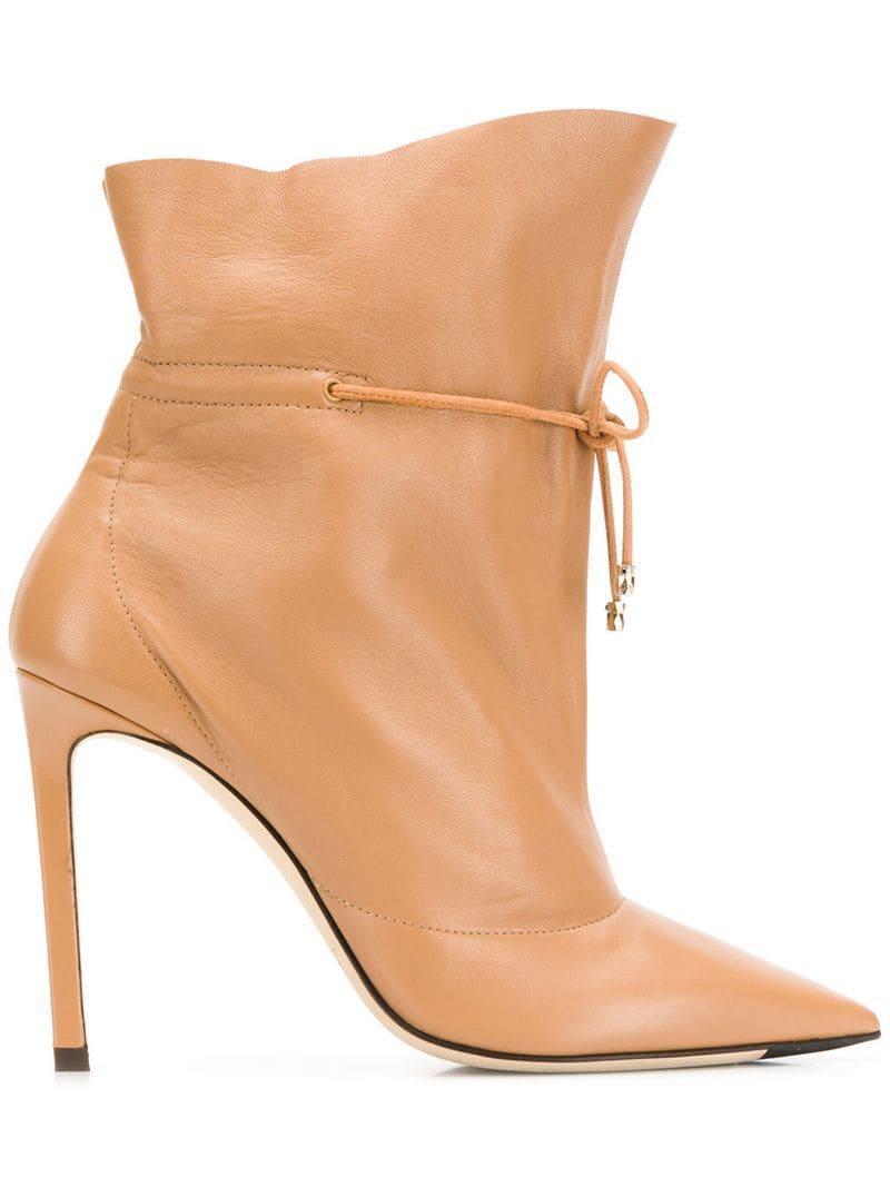 bc03f63e3f03 Jimmy Choo. Women s Stitch Ankle Boots