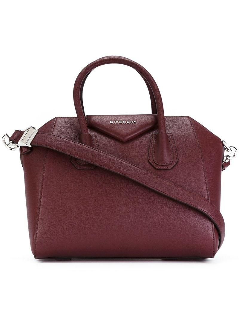28d8040d24c5 Givenchy - Pink Small Antigona Tote - Lyst. View fullscreen