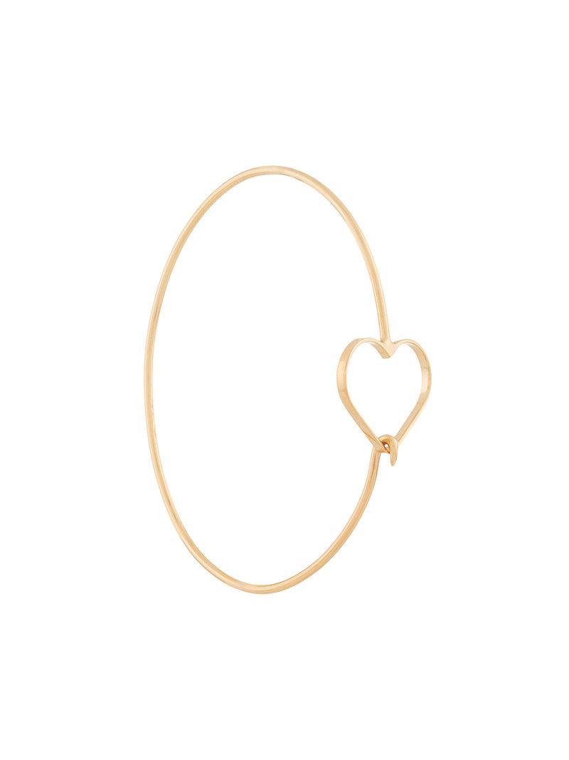 SeeMe Aria cuff bracelet - Metallic wXnITBPBO