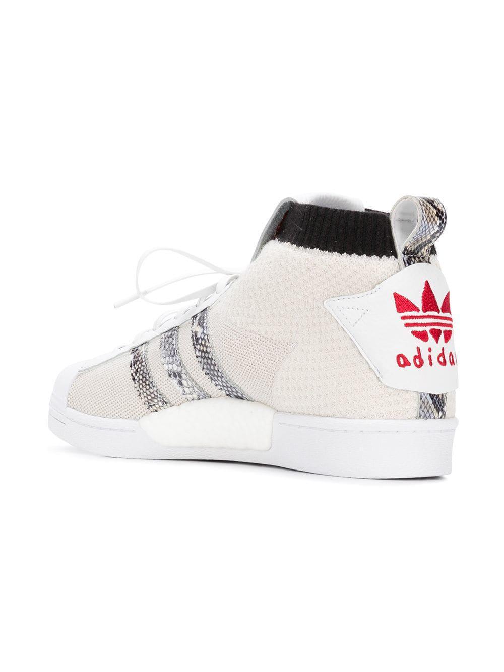 buy popular fe371 f071e Lyst - adidas Ultra Star Uasons Sneakers in White for Men