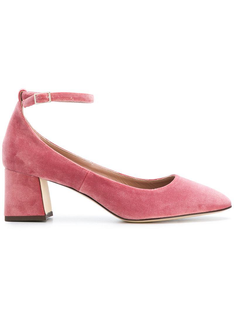 Lyst Gianna Meliani Carolin Pumps In Pink
