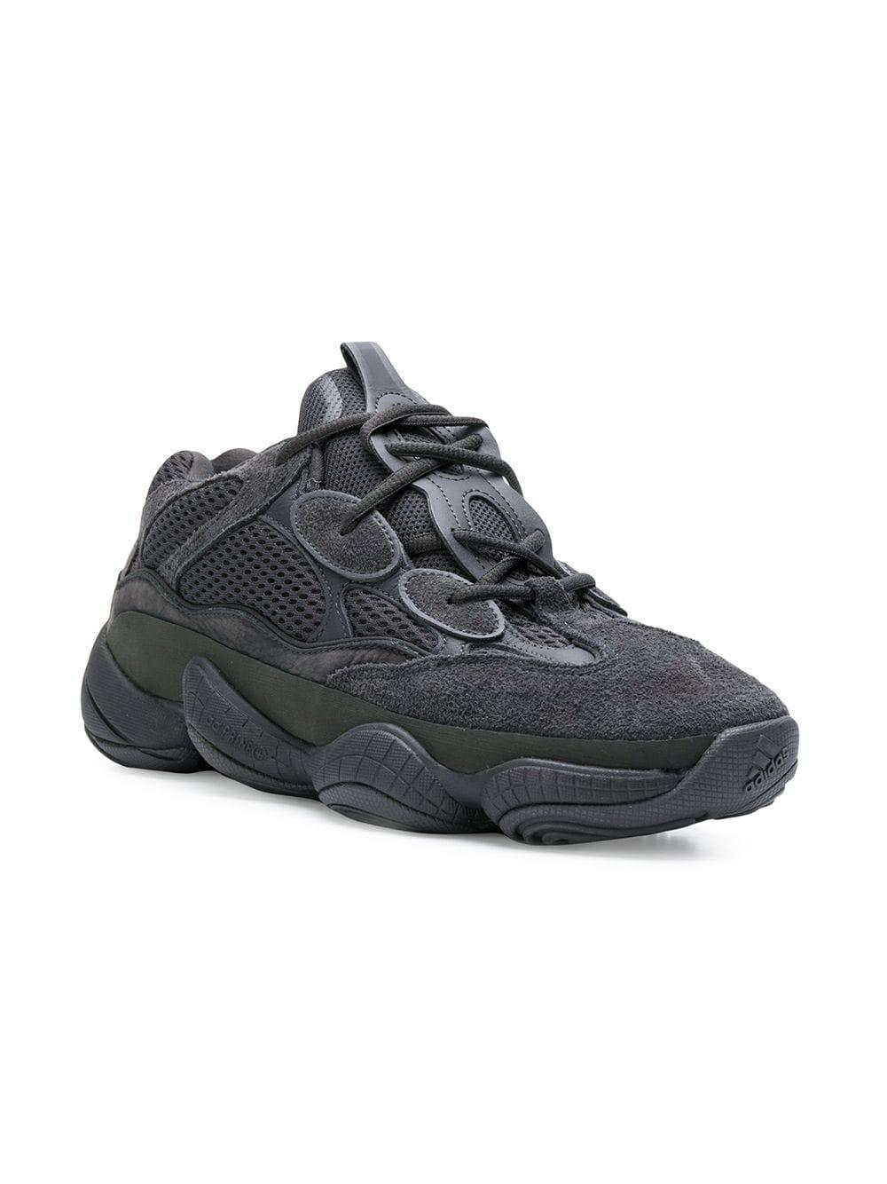 e297460efea0e Lyst - Yeezy 500 Sneakers in Black for Men