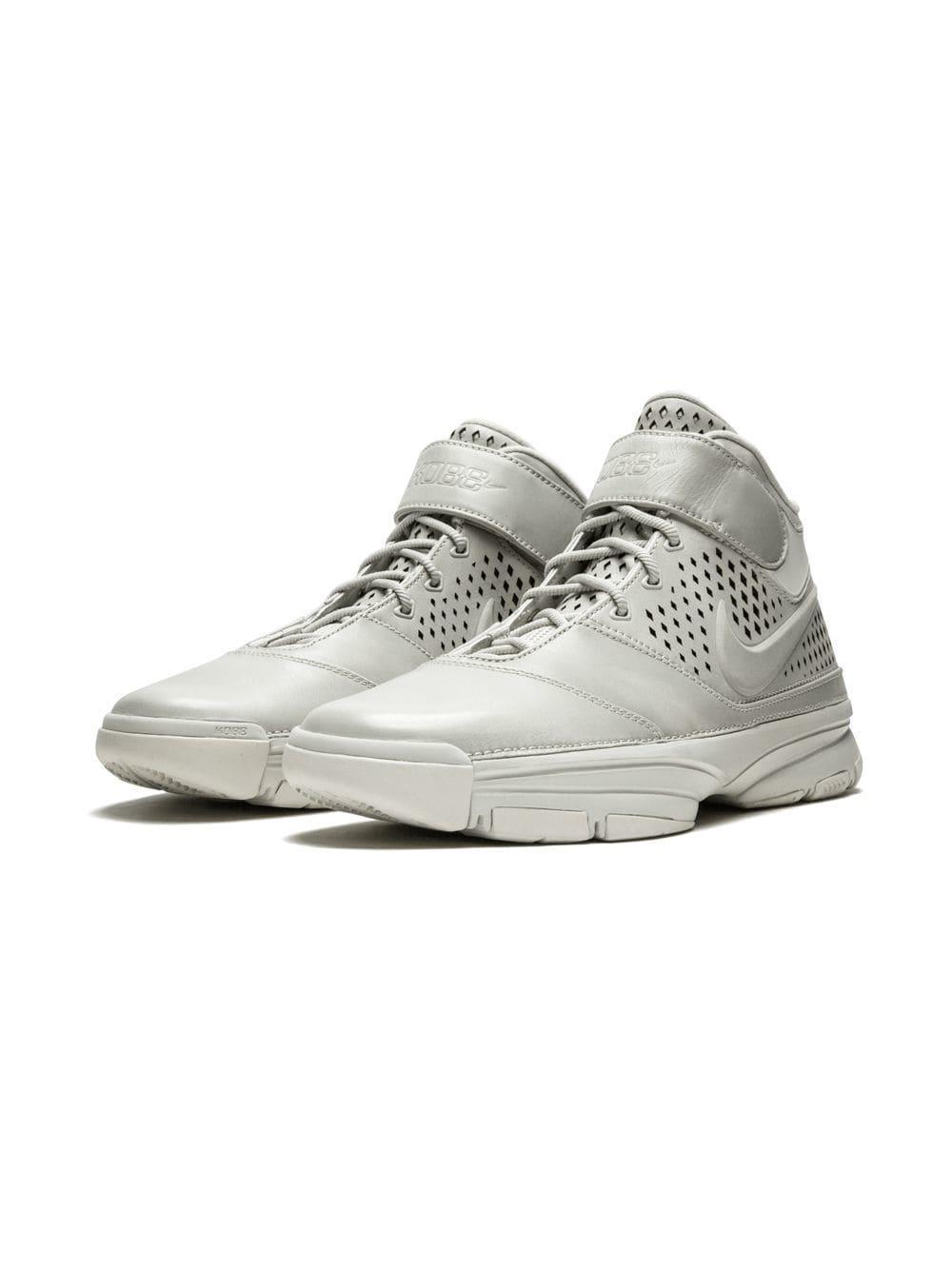 fed14796984 Nike Zoom Kobe 2 Ftb Sneakers in Gray for Men - Lyst