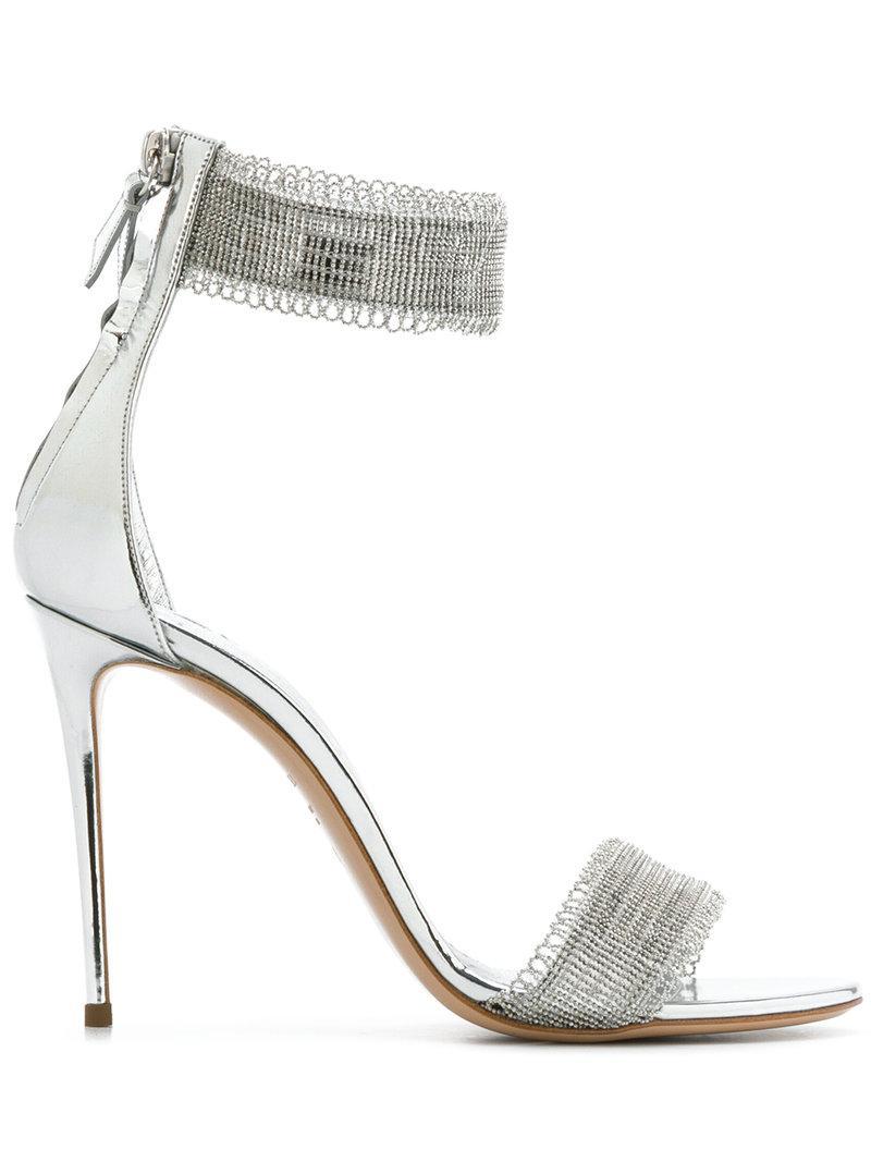 L'offre De Vente Pas Cher Acheter Pas Cher Parfait Casadeiembellished strap sandals GoyB9MOn