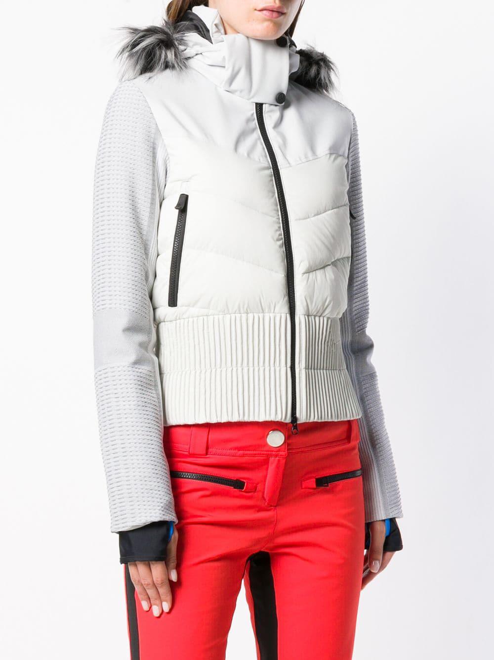 Gris coloris Lyst Rossignol en Audrine jacket OvOqBXA