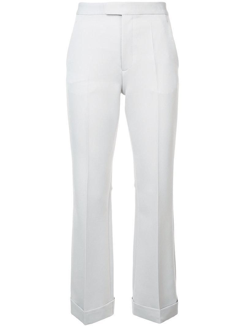 Maison Margiela bootcut tailored trousers Browse Cheap Online Cheap Sale Geniue Stockist L2dBKdl1