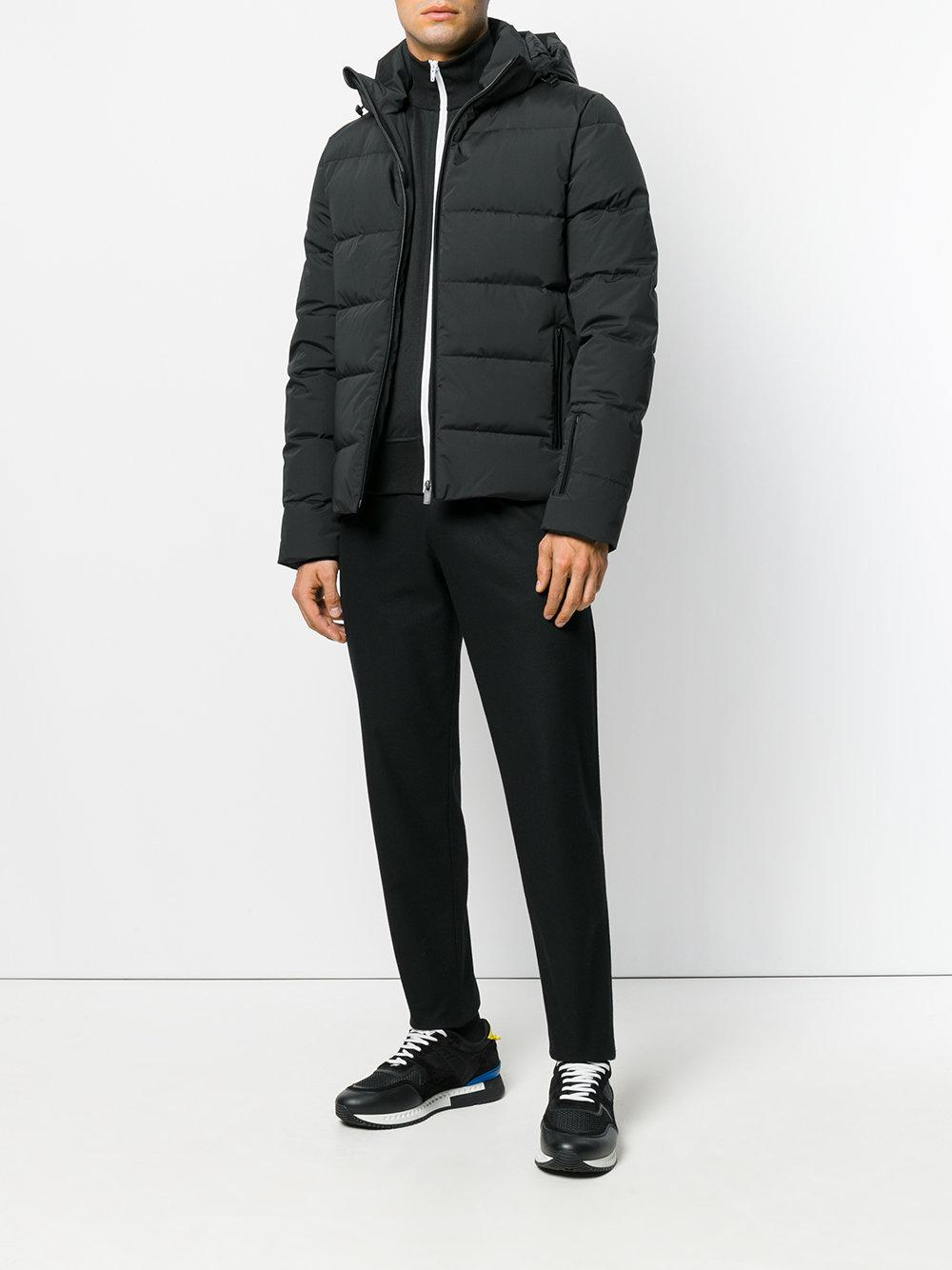 Lyst - Doudoune Bag Bugs Fendi pour homme en coloris Noir 293df49a915
