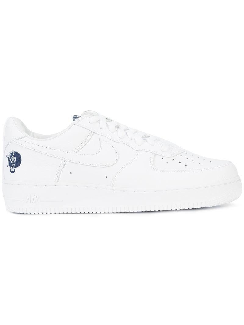 Lyst - Nike Air Force One Sneakers in White for Men 857285aaf