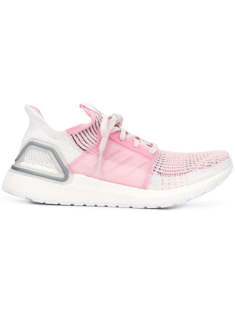 893d04bae94 Lyst - adidas Ultra Boost 2019 Sneakers in Pink