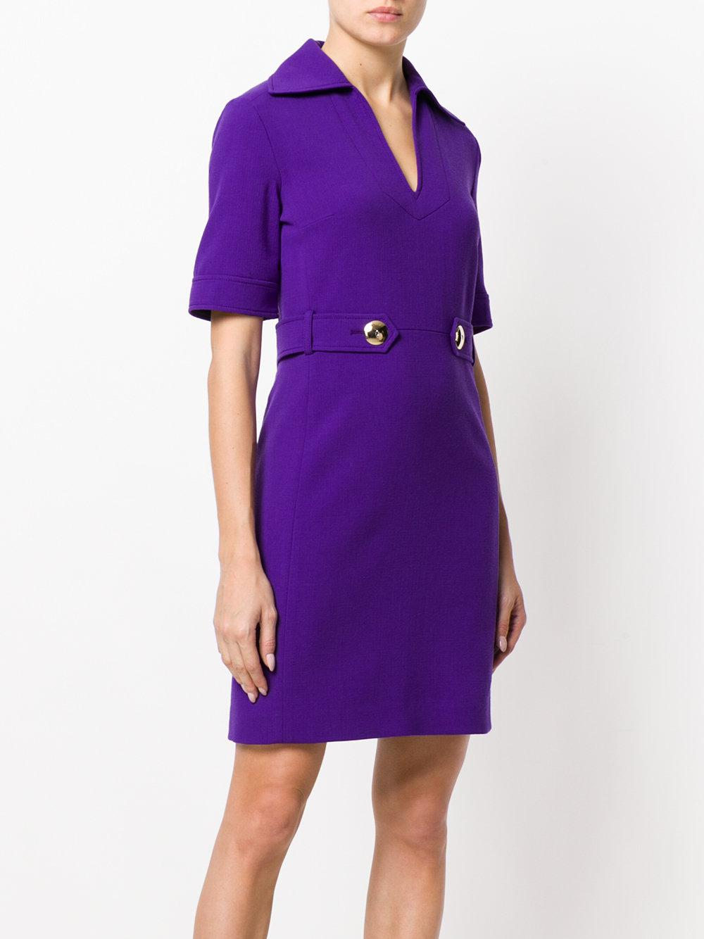 fitted tailored dress - Pink & Purple Emilio Pucci Top Quality For Sale 5w6SXzw