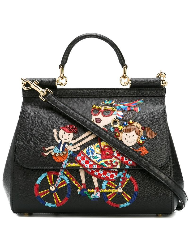 Gallery. Previously sold at  Farfetch · Women s Dolce Gabbana Sicily 329d0410736de