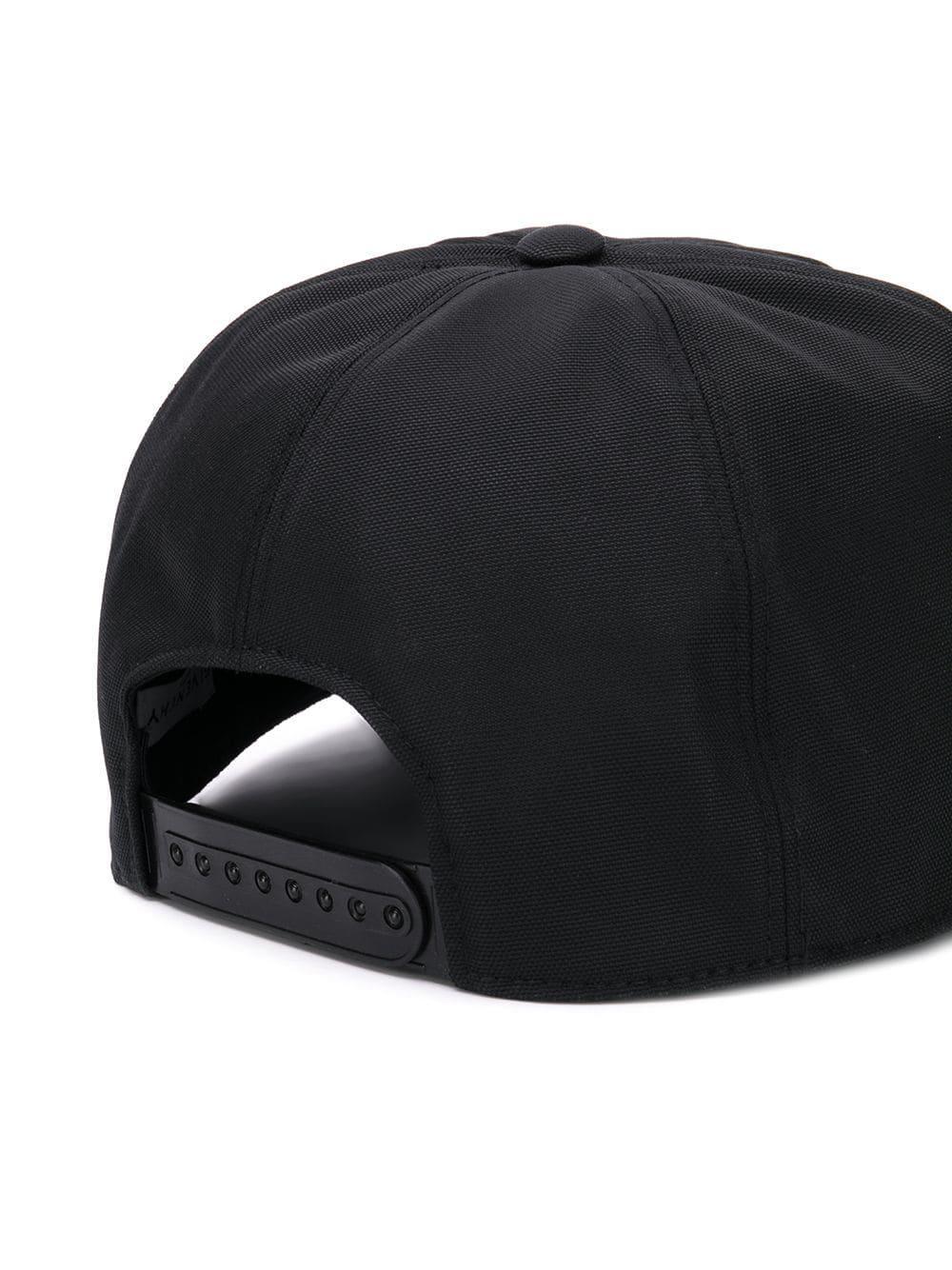 6e8bc8a3970 Givenchy - Black Logo Snapback Cap for Men - Lyst. View fullscreen