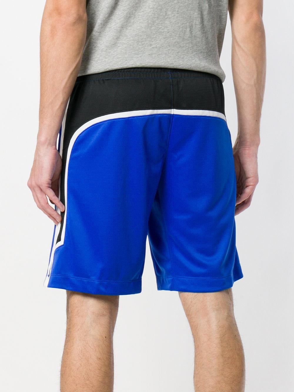 1f26c3db7c5e Lyst - Nike Jordan Flight Basketball Shorts in Blue for Men