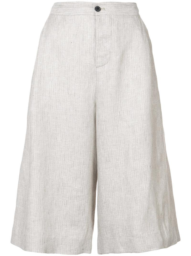 f0938649138dc stephan-schneider-grey-Rules-Palazzo-Shorts.jpeg