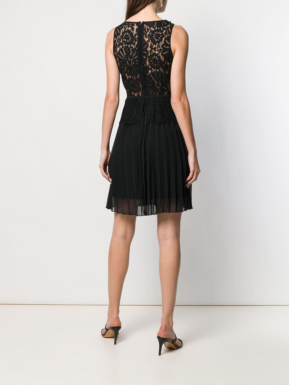 f9540d75e761 Liu Jo Paradise Seduction Dress in Black - Lyst