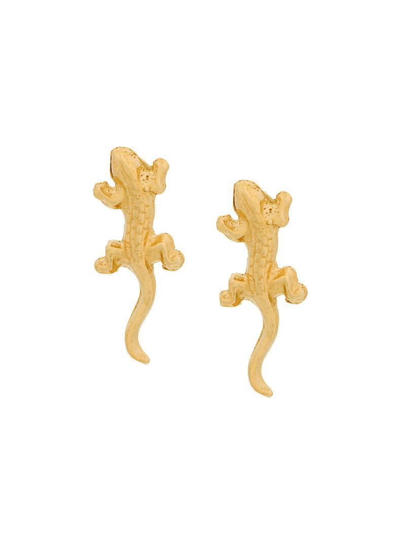 Wouters & Hendrix My Favourite cluster stud earring - Metallic 3W7e5otV