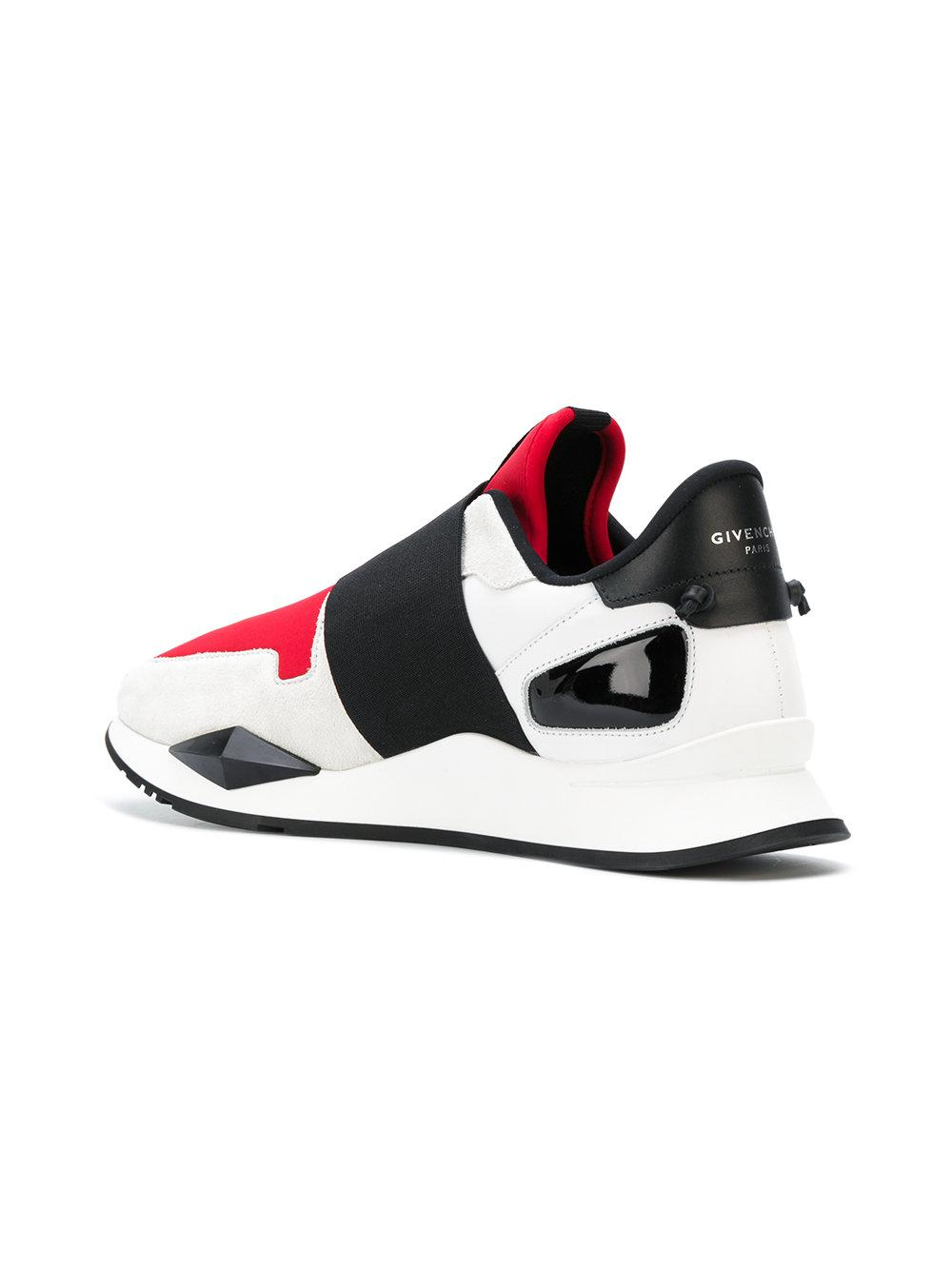 colour-block sneakers - White Givenchy EHzr4