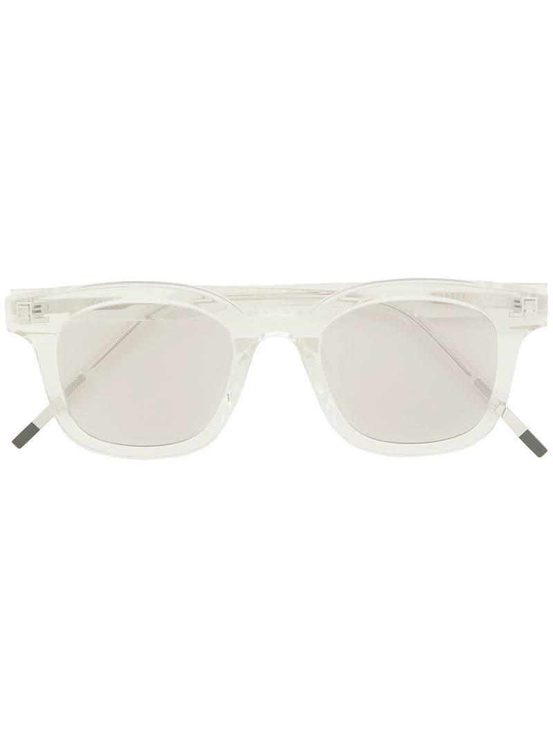 8bce3e3350 Lyst - Gentle Monster Dal Lake C1 Sunglasses in White