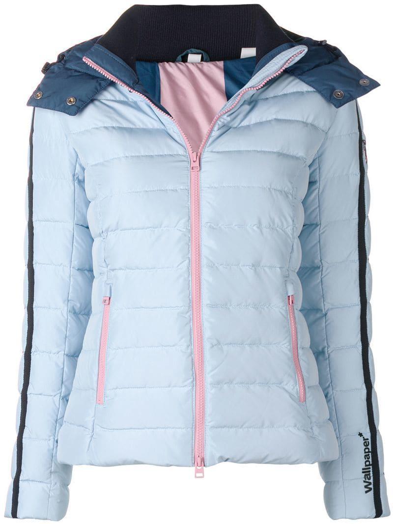 b4057426e Rossignol Wallpaper Jacket in Blue - Save 49% - Lyst