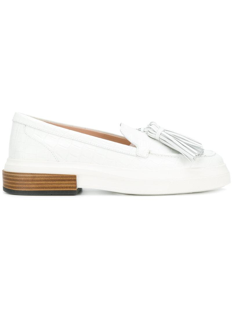 c4eced4f09f0 Gallery. Previously sold at  Farfetch · Women s Platform Loafers Women s  Tods ...