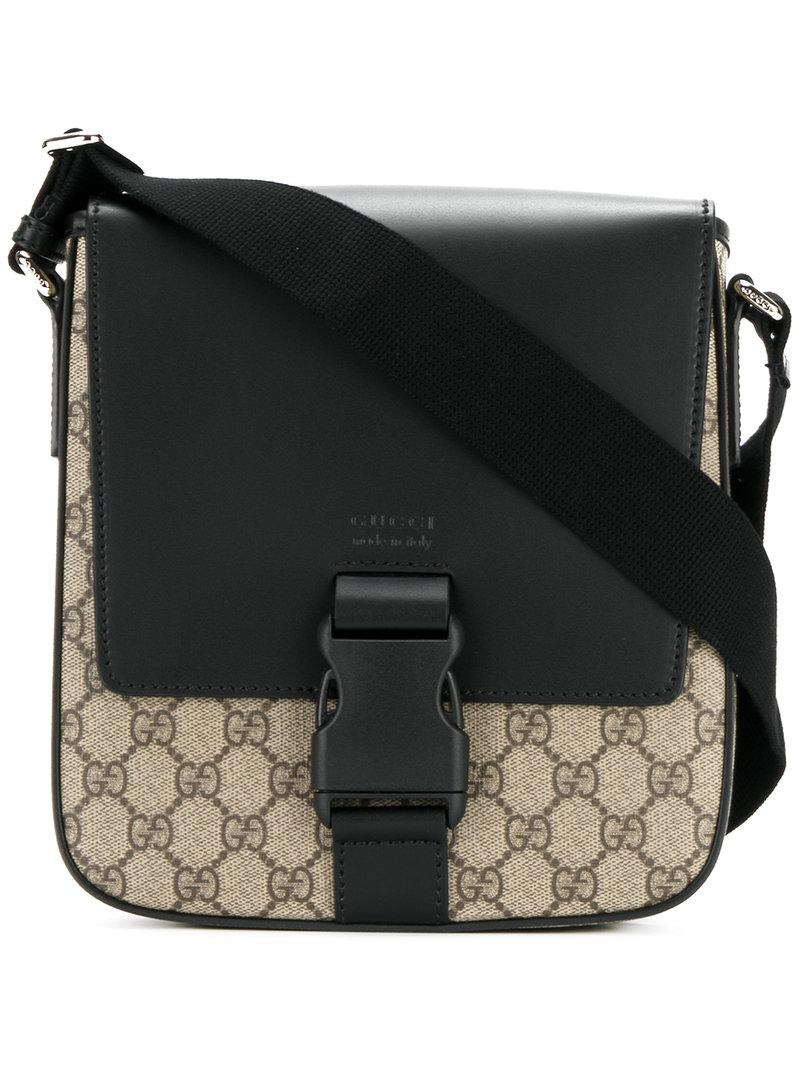 1650f12fb11c Gucci Gg Supreme Messenger Bag Mens | Stanford Center for ...