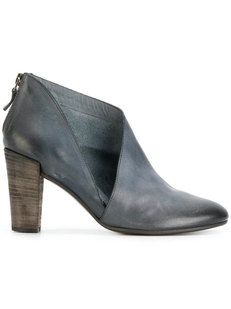 Del Carlo cut out detail boots clearance with credit card 2015 online clearance clearance store buy cheap huge surprise u7DaM