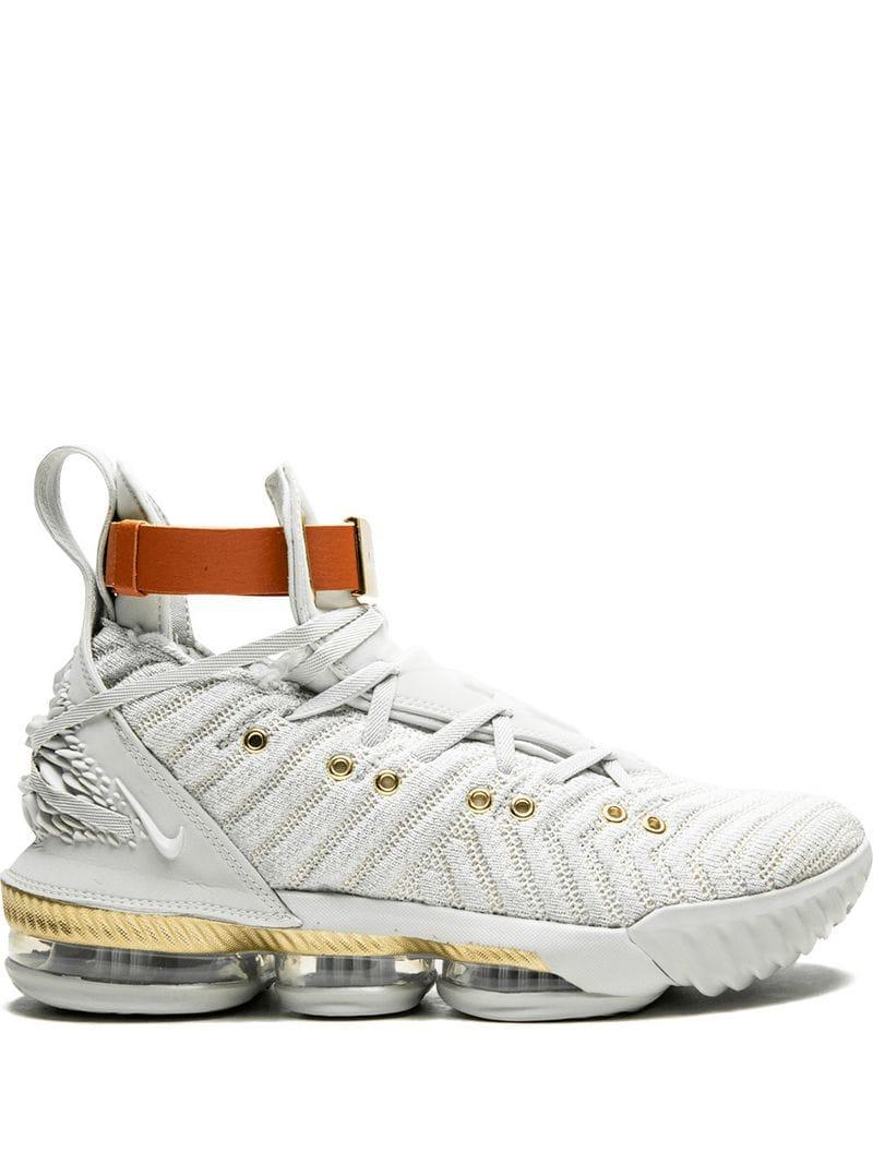 Lyst - Nike Lebron 16 Hfr Sneakers in White 676357852