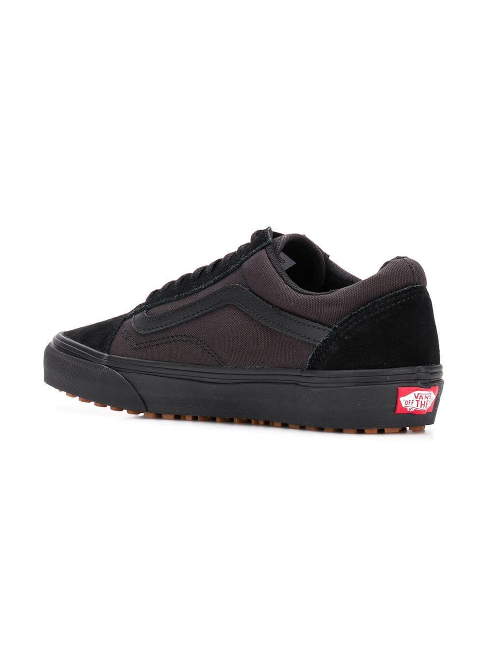 9a7b5cb51fb Vans - Black Old Skool Low Top Sneakers for Men - Lyst. View fullscreen