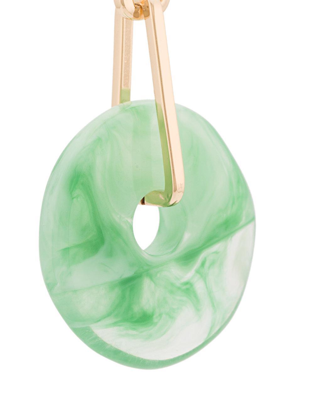 Earhardt earrings - Green Dannijo jKRq6W8