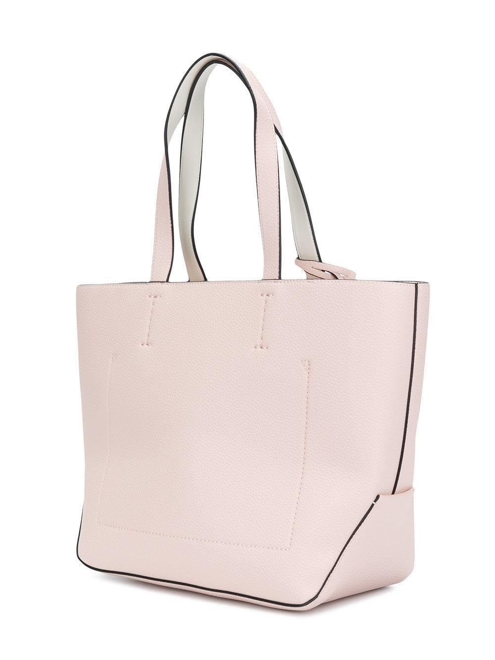 Sac Classique Lyst À Grand Main Klein Calvin En Rose Coloris 5R4j3AL