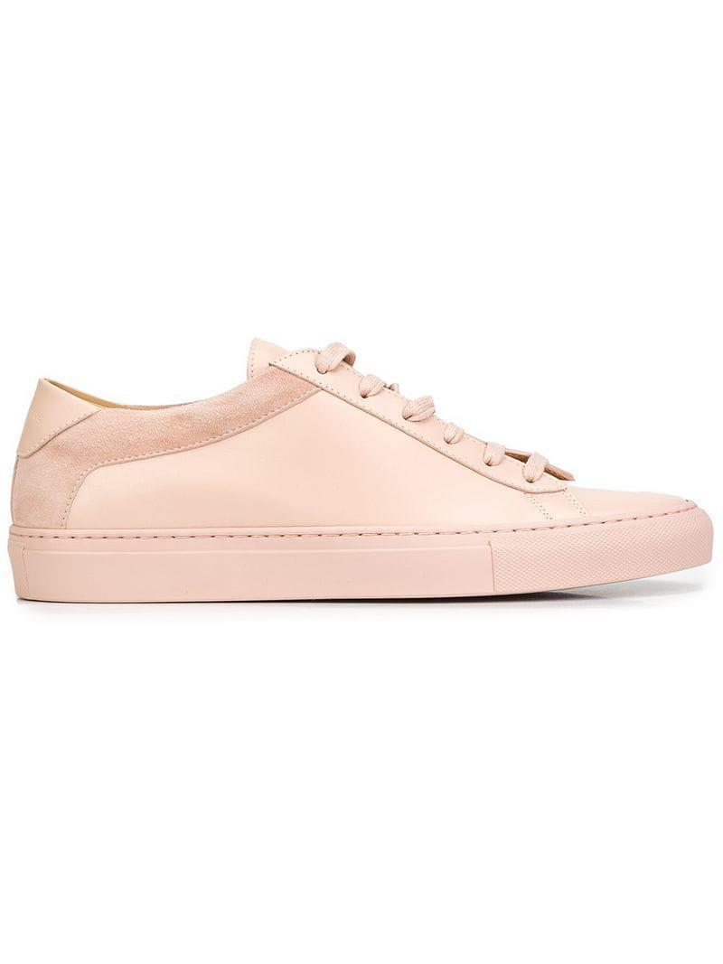 Lyst - Koio Capri Fiore Sneakers in Pink 44844a5cf1b