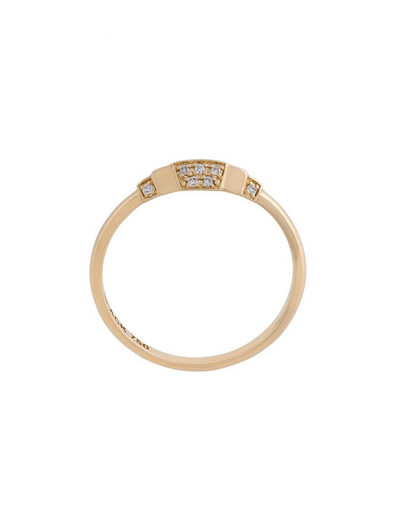Maria Black Genie ring - Metallic msOat4