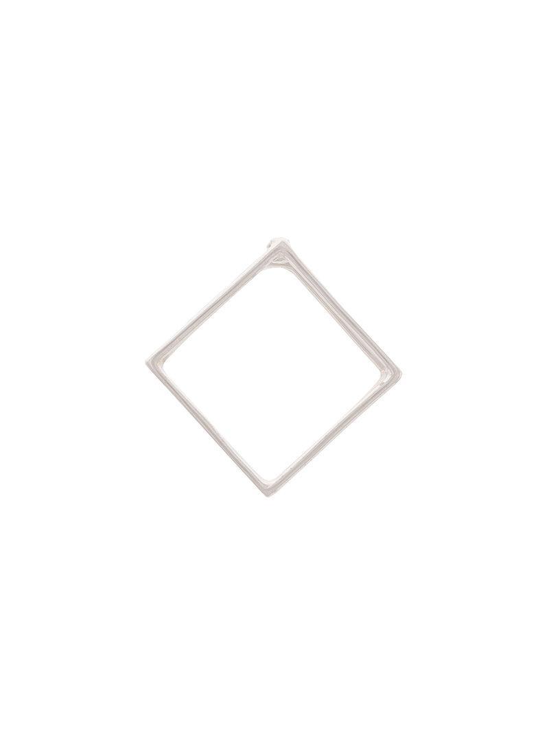 Shihara 3D shaped earring - Metallic fZS3U